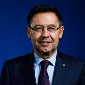 """Josep Bartomeu: """"From the leadership and positions of responsibility at FC Barcelona, we launched a message in favour of equality and social justice. And we continue working to value the contribution of women, especially in the world of sports."""""""