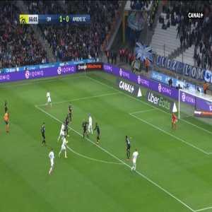 Marseille 2-0 Amiens - Dimitri Payet 57'