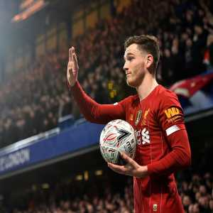 """Klopp explains why Robertson misses out: """"He would have started today but then he felt [something] slightly. """"But it's all good, it will be fine for Wednesday. But not for today."""""""