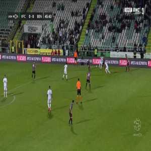 Vitoria Setubal 1-0 Benfica - Carlinhos 46'