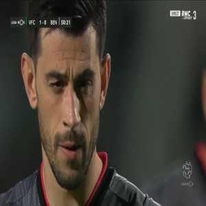 Vitoria Setubal 1-[1] Benfica - Pizzi penalty 51'