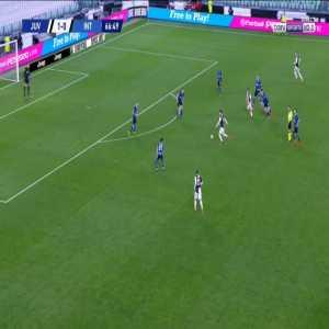 Juventus 2-0 Inter - Paulo Dybala 67'