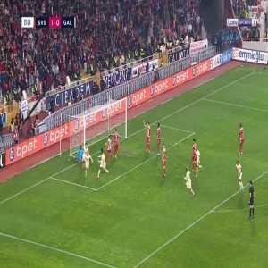 Sivasspor 1-[1] Galatasaray - Radamel Falcao 14'