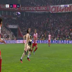 Sivasspor [2]-2 Galatasaray - Emre Kilinc 59'