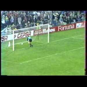 Zinedine Zidane golazo Girondins de Bordeaux vs Real Betis (1995)