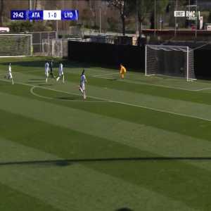 Atalanta U19 2-0 Lyon U19 - Nicolo Cambiaghi 30'