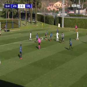 Atalanta U19 2-[1] Lyon U19 - Amine Gouiri 33'
