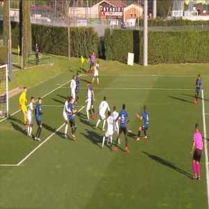 Atalanta U19 [3]-2 Lyon U19 - Roberto Piccoli 81'