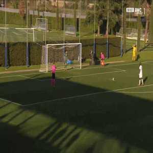 Atalanta U19 vs Lyon U19 - Penalty shootout (3-5)