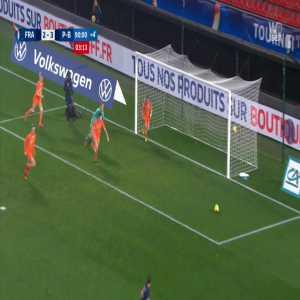 France W [3]-3 Netherlands W - Ouleymata Sarr 90'+4'
