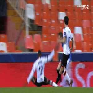 Valencia 0-1 Atalanta [1-5 on agg.] - Josip Ilicic penalty 3'