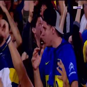Boca Juniors [2]-0 Independiente Medellin - Toto Salvio(57') - Copa Libertadores