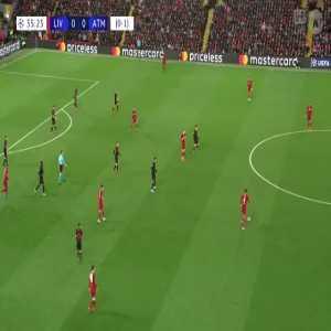 Jan Oblak save vs. Liverpool