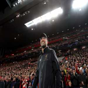 Jürgen Klopp is yet to lose a home Champions League game with Liverpool (W11 D4); Klopp's last two home defeats in the competition have been in last 16 home leg matches with Borussia Dortmund in 2013-14 (1-2 v Zenit) and 2014-15 (0-3 v Juventus).