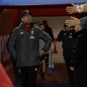 """Klopp to fans: """"""""Put your hands away you f**king idiots"""""""
