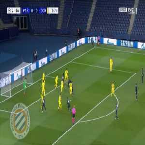 PSG [1]-0 Dortmund : Neymar 28'