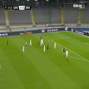 LASK 0-1 Manchester Utd - Odion Ighalo 28'