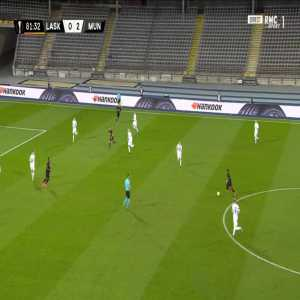 LASK 0-3 Manchester Utd - Juan Mata 82'