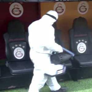 Precautionary measures taken ahead of Galatasay vs Besiktas
