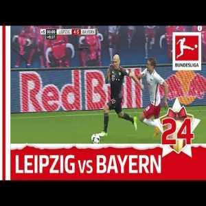 RB Leipzig 4 5 Bayern Munich: Full Match Replay Bundesliga 2017