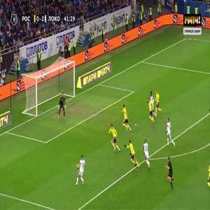 FK Rostov 0-3 Lokomotiv Moscow - Grzegorz Krychowiak 42'