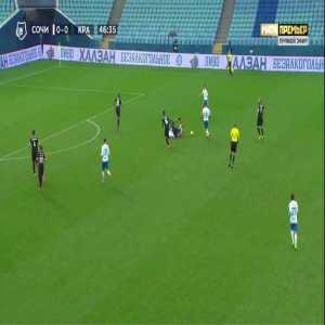 Sochi 1-0 Krasnodar - Christian Noboa 47'