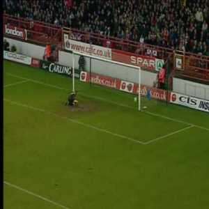 Ryan Giggs with an amazing 50 yard volley and Solskjaer goal | Dec 9, 2000. - Charlton v Man Utd at The Valley