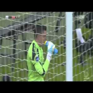 Manchester City [1] - 1 Sunderland League Cup Final | Yaya Toure 54' (Great Goal)