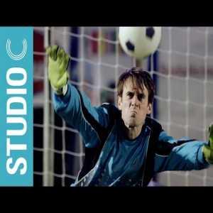 Yale 2-2 North Carolina [1-0 on penalties] Penalty shootout - Scott Sterling Masterclass (great saves)