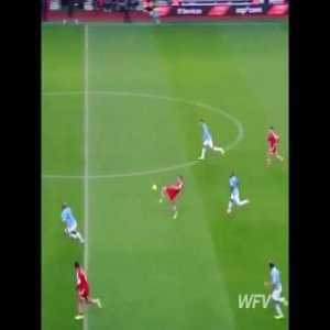 Dani Osvaldo's great goal vs Man City