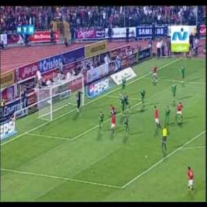 Egypt [2]-0 Algeria - Moteab 90+5': this goal meant Egypt finished with an identical overall and head-to-head record with Algeria for the 2010 World Cup qualification, leading to the first ever tiebreaking play-off on neutral ground.