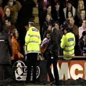 Eric Cantona (Man United) red card v Crystal Palace, 48'