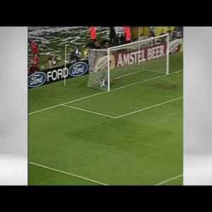 Hakan Ünsal - Great Goal - Galatasaray vs Glasgow Rangers 3-2