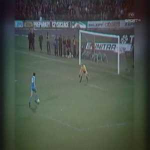 Legia Warszawa 2-[1] Manchester City - Kazimierz Deyna 89'