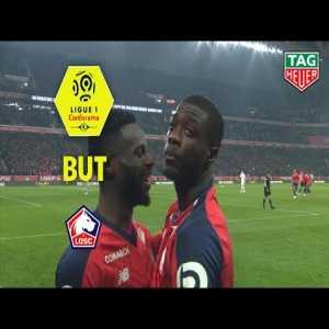 LOSC [2] - 1 PSG Nicolas Pépé 51'