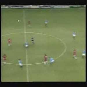 Manchester City 0-[1] Huddersfield Town -- Edwards 76' (Great team goal)