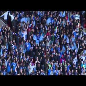 Manchester City 0-[1] Wigan Athletic - Ben Watson 90+1'