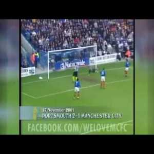 Manchester City 2001-2002 highlights from the Second Division