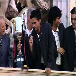 """Mourinho in 97: """"Today, tomorrow and always with Barcelona in my heart"""""""