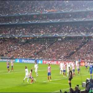 Real Madrid [1] - 1 Atletico Madrid - Sergio Ramos 90+3'