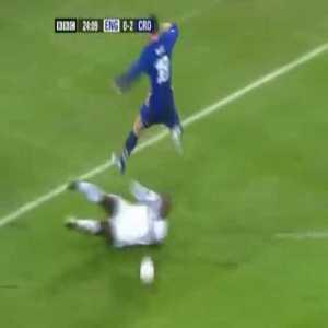 Sol Campbell's slide tackle against Croatia (2008 - present)