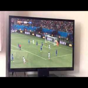 Sterling Vs Italy 2014 WC (Great Goal)