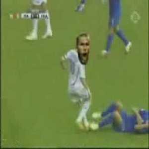 Zidane headbutt montage