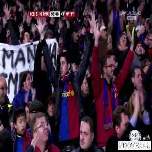 Barcelona [5]-0 Real Madrid - Jeffrén 90'+1'