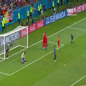 2 years ago today, Belgium played the perfect counter against Japan