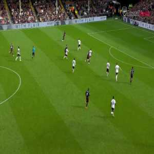 Fulham 1-[3] Arsenal - Aaron Ramsey 67'