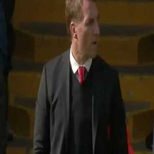 Liverpool 1-2 Man United - Steven Gerrard great tackle