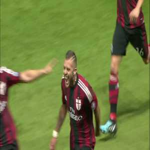 Parma 3-[5] AC Milan - Jérémy Ménez 79' (incroyable)