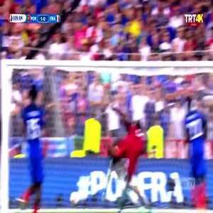 Portugal [1]-0 France - Eder 109' (Great Goal)