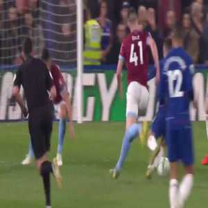 TB to Hazard's sensational solo strike against West Ham